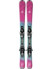 Горные лыжи Salomon QST Lux Jr S + крепления EZY5