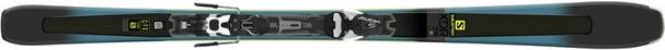 Горные лыжи Salomon XDR 79 CF + крепления Mercury 11 (18/19)