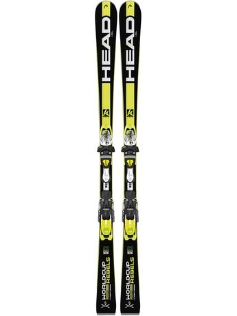 Горные лыжи Head WC Rebels iSL + FREEFLEX PRO 14 BR 14/15