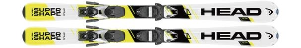 Горные лыжи Head Supershape Team + SLR 7.5 AC (16/17)