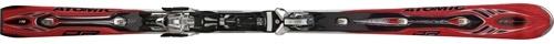 Горные лыжи Atomic D2 Vario Flex 72 Sport + крепления Neox TL 12 VIP (09/10)