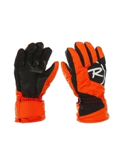 Перчатки Rossignol JR Cascade G Black/Orange