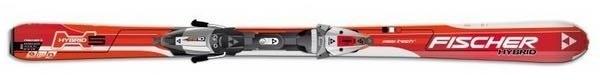 Горные лыжи Fischer Hybrid H5 + крепления FS10 RAILFLEX 2 (07/08)