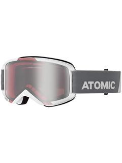 Маска Atomic Savor White / Silver Flash Rose