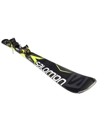 Горные лыжи Salomon X-Drive 8.3 + крепления XT12 15/16