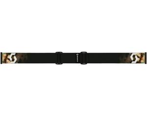 Маска Scott Level Blur Black / Black Chrome