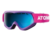 Маска Atomic Savor JR ML Purple / Mid Blue Multilayer