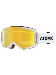 Маска Atomic Savor M Stereo White / Yellow