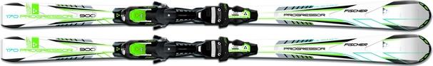 Горные лыжи Fischer Progressor 900 Racetrack + RSX Z13 RaceTrack (14/15)