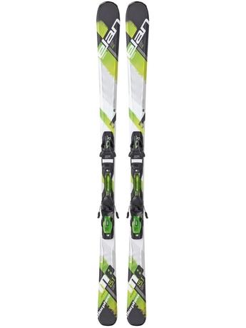 Горные лыжи Elan Morpheo 8 QT + EL 10 14/15
