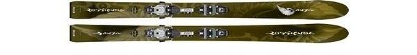 Горные лыжи Rossignol Bandit B100 + крепления AXIAL2 140 TI PRO XXL (07/08)