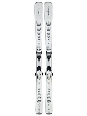 Горные лыжи с креплениями Elan Mystic QT + ELW 9 12/13