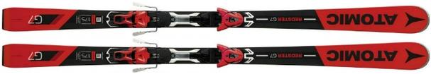 Горные лыжи Atomic Redster G7 + крепления X 12 TL (17/18)