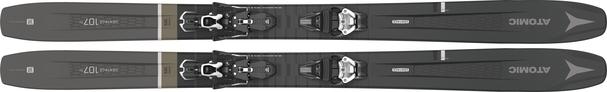 Горные лыжи Atomic Vantage 107 TI + крепления Warden R 13 MNC  (20/21)