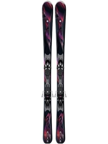 Горные лыжи Salomon Gemma + крепления XT 10 TI W 16/17