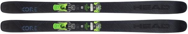 Горные лыжи Head Kore 105 + крепления AAAttack2 13 (18/19)