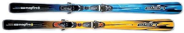 Горные лыжи Elan Magfire 8 Fusion + крепления EL 10 Fusion 07/08 (07/08)