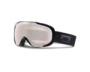Маска Giro Field Black Geo / Rose Silver 30
