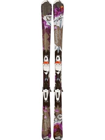 Горные лыжи Rossignol Attraxion VIII Echo WTpi + крепления Saphir 110 S TPI 10/11