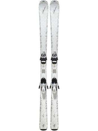 Горные лыжи с креплениями Elan Snow TMD + ELW 9.0 11/12