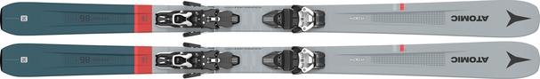 Горные лыжи Atomic Vantage 86 C + крепления Warden R 11 MNC (20/21)