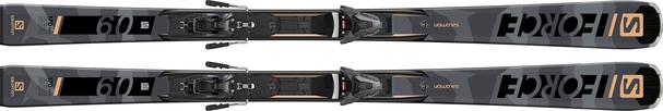 Горные лыжи Salomon S/Force 9 + крепления M11 GW (20/21)