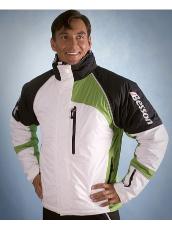 Куртка Besson Winner green