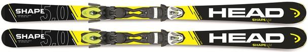 Горные лыжи Head X-Shape 5.0 AB + крепления PR 11 (16/17)