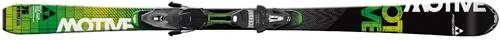 Горные лыжи с креплениями Fischer Motive 76 Powerrail + RS11 Powerrail (12/13)