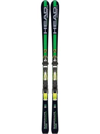Горные лыжи Head i.Supershape Magnum + крепления PRX 12 S BR80 14/15