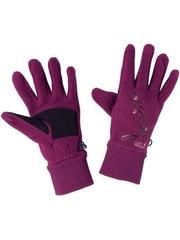 Перчатки Jack Wolfskin Nanuk Icedancer violet