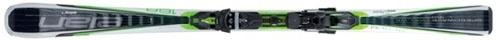 Горные лыжи Elan Speedwave 12 Black Fusion + крепления ELX 11.0 (09/10)