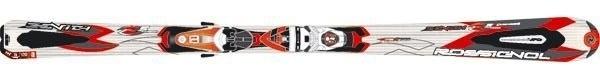 Горные лыжи Rossignol Zenith Z5 Oversize + крепления AXIUM 120 TPI2 (07/08)