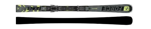 Горные лыжи Salomon S/Force Fx.76 + крепления M11 GW L80 21/22 (20/21)
