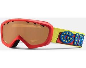 Маска Giro Chico Red Ski Ball / Amber Rose