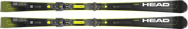 Горные лыжи Head Supershape e-Speed + крепления PRD 12 (19/20)