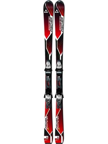 Горные лыжи Fischer Sportster + крепления RS10 15/16