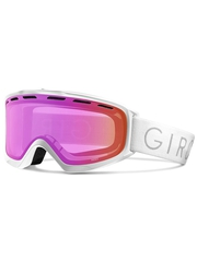 Маска Giro Index White Core Light / Amber Rose 40