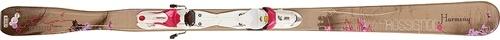 Горные лыжи Rossignol Harmony I Zip + крепления ZIP W 90 S ZIP 154 (10/11)
