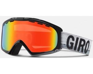 Маска Giro Signal Black Fogbank /Persimmon Blaze