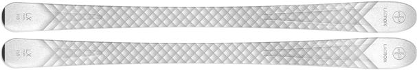 Горные лыжи Lacroix LX Pearl + крепления Look Xpress W 10 (18/19)