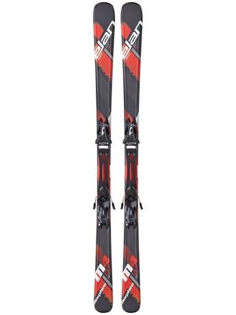 Горные лыжи Elan Morpheo 4 QT + EL 10 14/15