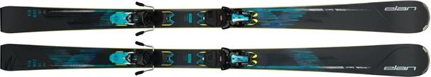 Горные лыжи Elan Insomia Power Shift + крепления ELW 11.0 (18/19)