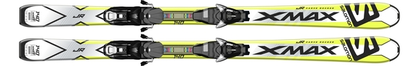 Горные лыжи Salomon X-Max Jr M + EZY7 (15/16)