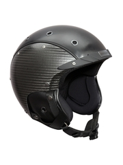 Горнолыжный шлем Indigo Snake Black