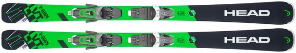 Горные лыжи Head V-Shape V10 + крепления PR 11 (18/19)