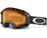 Маска Oakley Splice Black-Silver Ghost Text / Persimmon