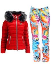 Куртка Sportalm Kyla m K+P + брюки Team Druck SD в подарок