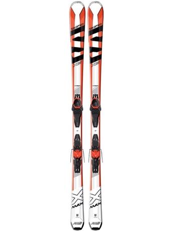 Горные лыжи Salomon X-Max X6 + крепления Lithium 10 16/17