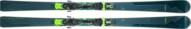 Горные лыжи Elan Amphibio 16 TI Fusion X + крепления EMX 12.0 GW (20/21)